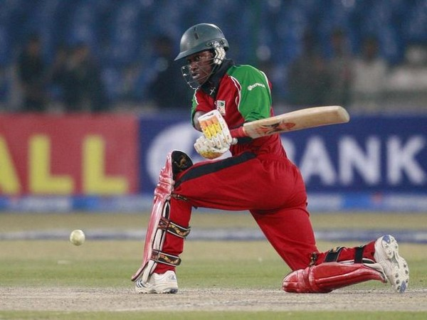 Zimbabwe cricketer Chamu Chibhabha