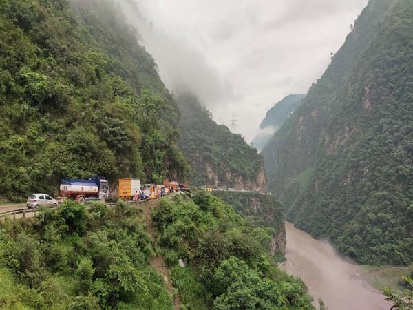 Visual from Chandigarh-Manali Highway (File Photo/ANI)