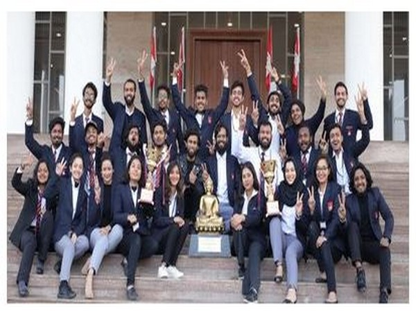 Chandigarh University wins North Zone Inter-University Youth Festival Trophy