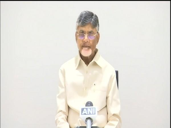 Former Andhra Pradesh Chief Minister and TDP chief N Chandrababu Naidu