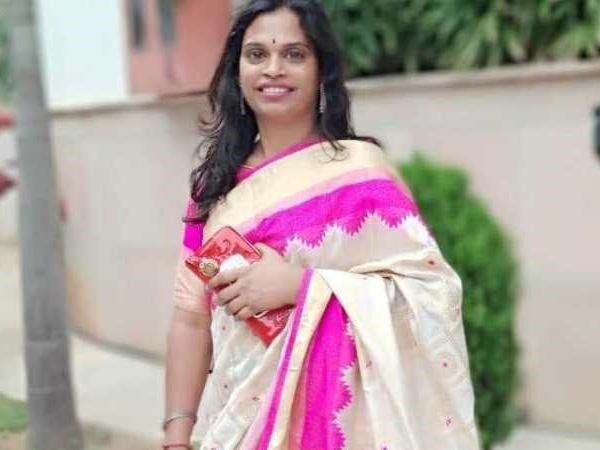 Transgender activist Chandramukhi