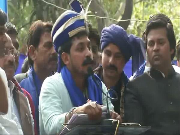 Bhim Sena chief Chandrashekhar Azad (File photo)