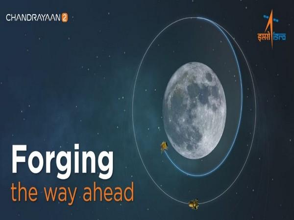 Vikram Lander successfully separates from Chandrayaan-2 Orbiter on Monday. (Photo courtesy-ISRO)
