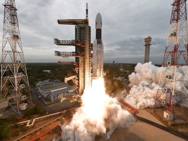 Launch of Chandrayaan 2 / Image courtesy: ISRO