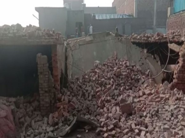 Visuals from the incident site (Photo/ANI)