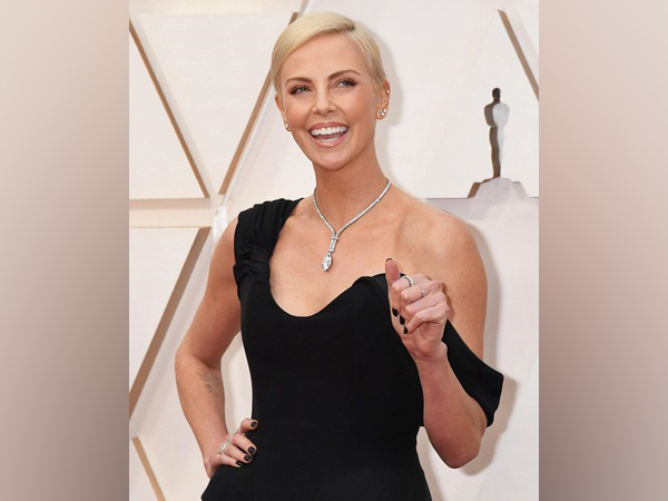 Actor Charlize Theron (Image source: Instagram)