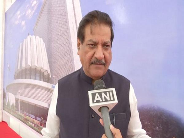Former Maharashtra Chief Minister Prithviraj Chavan (File pic)