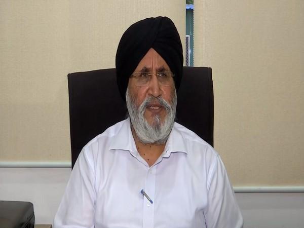 Senior Shiromani Akali Dal (SAD) leader and spokesperson Daljit Singh Cheema