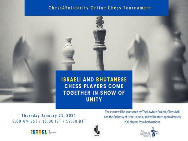 Chess4Solidarity (Photo Credit - Facebook)