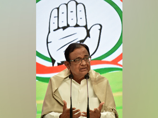 Senior Congress leader P Chidambaram. (File photo)