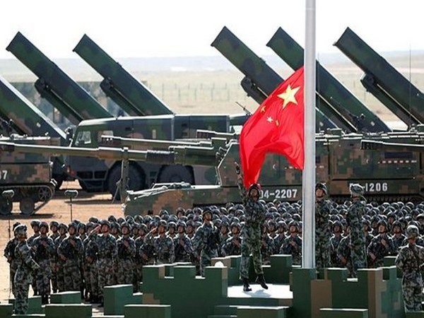China's budgeted defence spending growth rate stood at 7.6 per cent in 2016, 7 per cent in 2017, and 8.1 per cent in 2018.