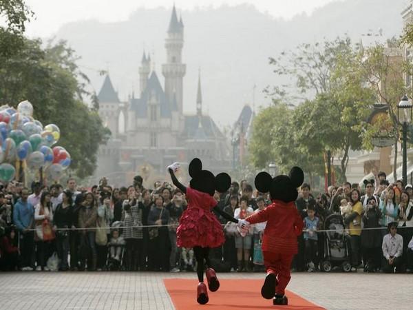 Shanghai's Disneyland