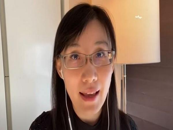 Chinese virologist Dr Li-Meng Yan (Video grab: Loose Women YouTube video)