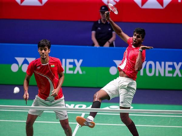 Chirag Shetty and Satwiksairaj Rankireddy (file image)