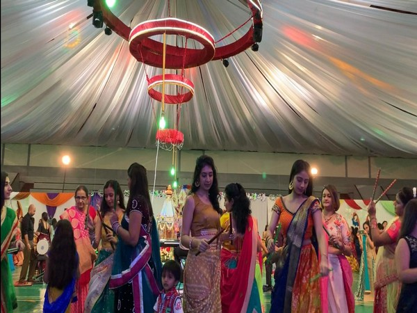 Garba and Dandiya nights organised in Madagascar