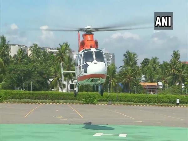 Human organs airlifted in Kerala for transplant on Tuesday. Photo/ANI