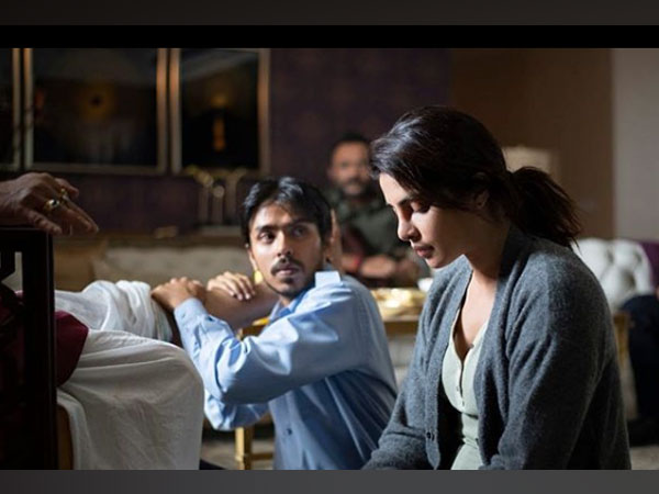 A still from 'The White Tiger' (Image courtesy: Instagram)