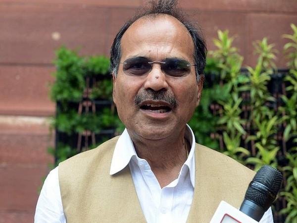 Congress MP Adhir Ranjan Chowdhury (File photo)