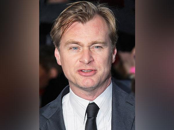 Filmmaker Christopher Nolan