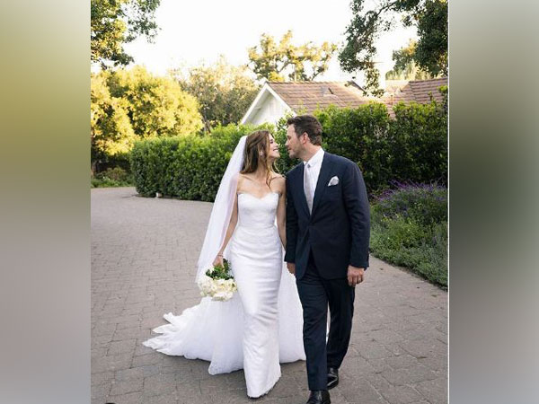 Katherine Schwarzenegger and Chris Pratt, image courtesy, Instagram
