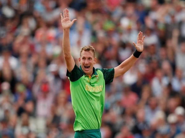 South Africa all-rounder Chris Morris