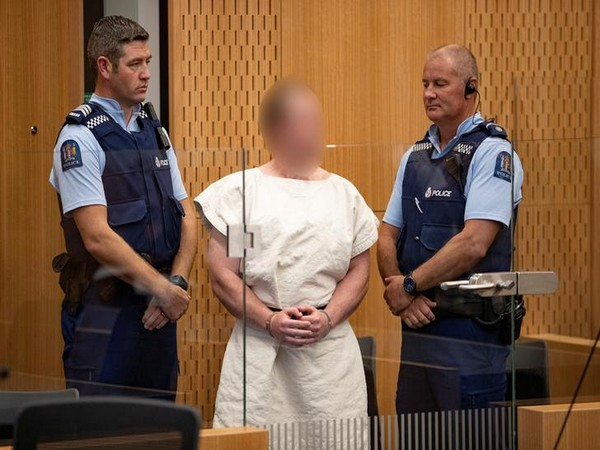 Brenton Tarrant, the terrorist who killed 51 people in attacks on two Christchurch mosques last year. (File photo)