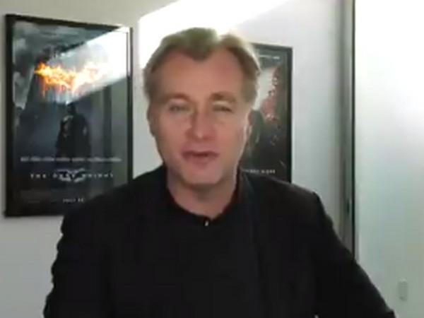 Filmmaker Christopher Nolan (Image Source: Twitter)