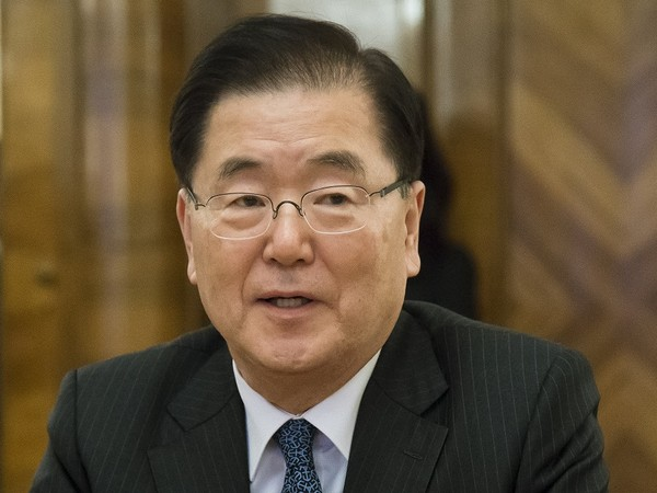 Newly appointed Foreign Minister of South Korea Chung Eui-yong (Photo Credit - Reuters)
