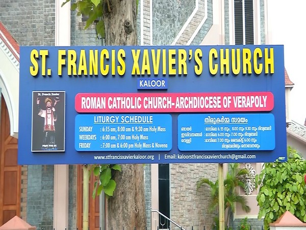 Kochi's St. Francis Xavier's church which will remain shut till June 30.