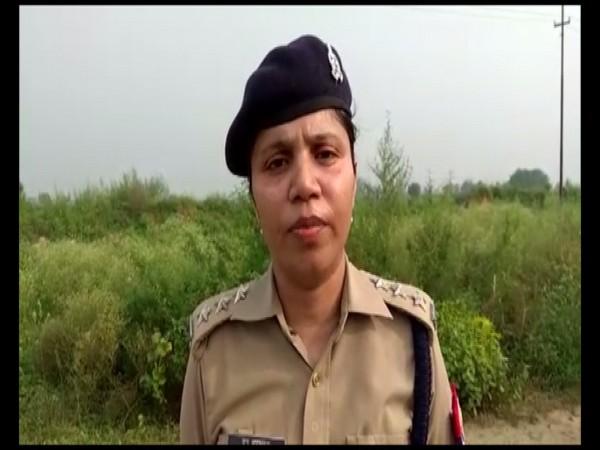 Circle Officer Tanu Upadhyay