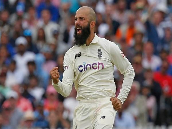 England spinner Moeen Ali (Photo/ ICC Twitter)
