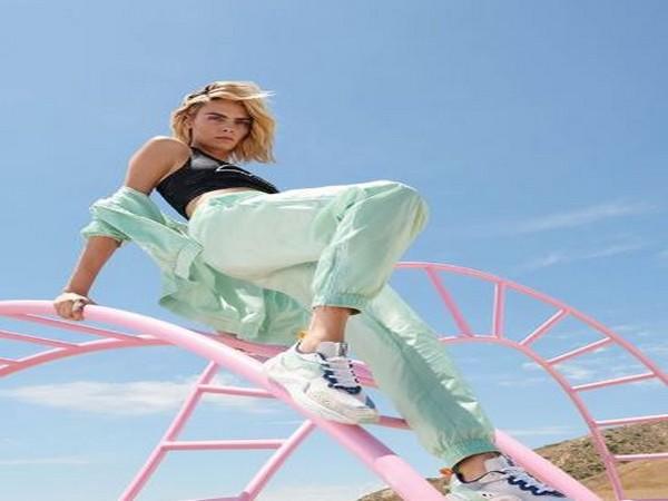 Model Cara Delevingne (Image courtesy: Instagram)