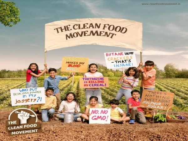 Clean Food Movement launch