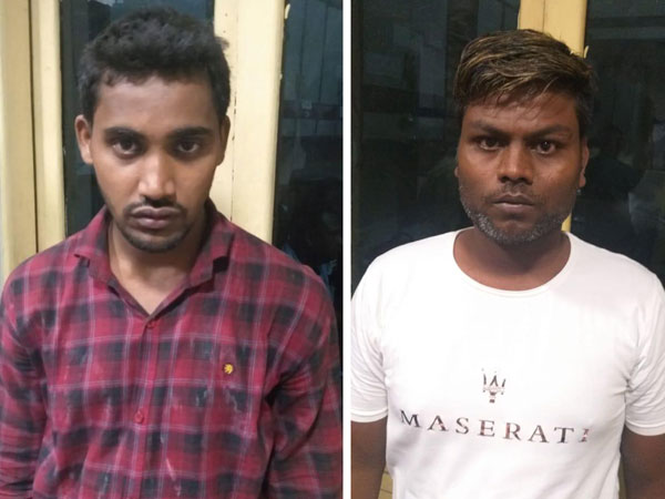 Two arrested in cricket betting by Kolkata police (Photo/ANI)