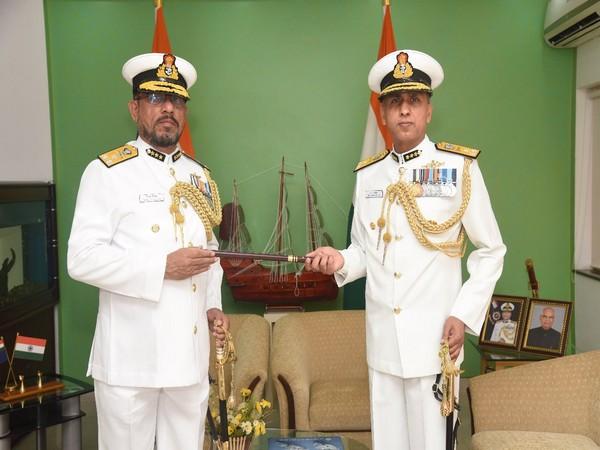 Rajan Bargotra assumed charge as ADG Western Seaboard.