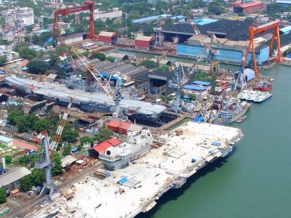 Cochin Shipyard is one of the leading shipbuilding and repair yard in India