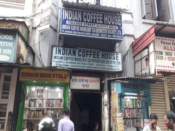 Iconic Coffee House, which opened for customers after a gap of more than three months due to COVID-19.