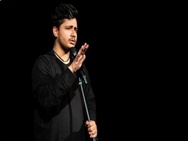 Nepali stand-up comedian Pranesh Gautam (File photo)
