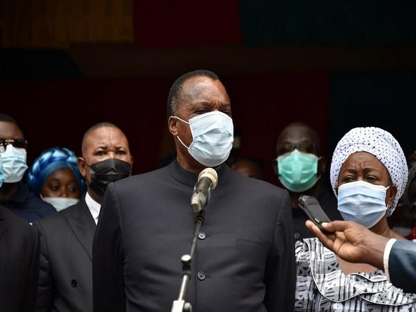 Congo's President Denis Sassou Nguesso (Photo Credit - Reuters)