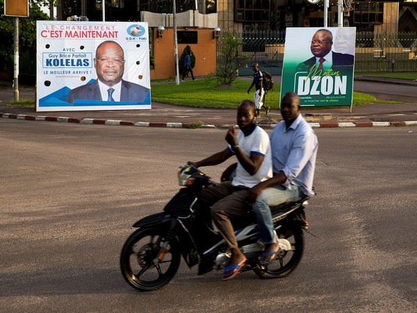 Presidential elections in the Republic of Congo (Photo Credit - Reuters)