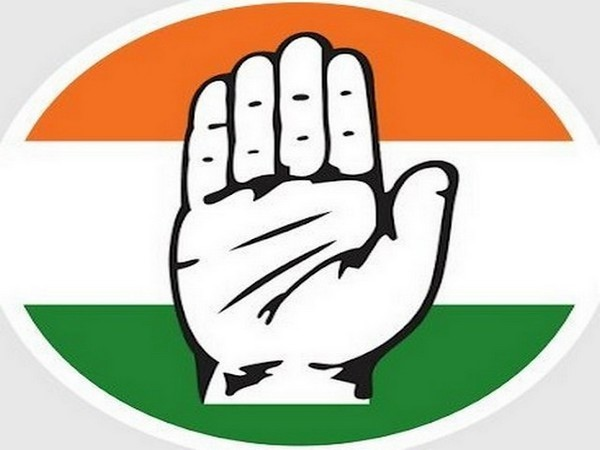 Congress leaders protested against blocking of Rahul Gandhi's account