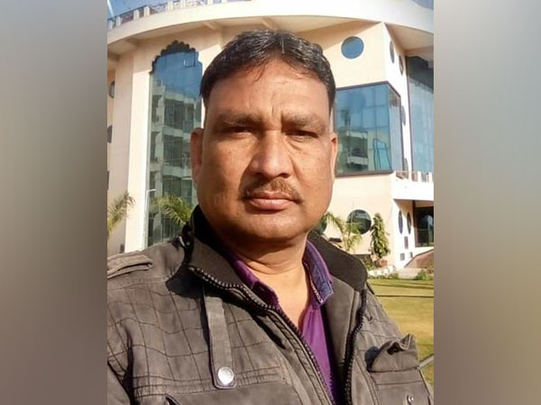 Head Constable Gani Mohammad lost his life after he was attacked by mob in Bhim on Saturday. (Photo/ANI)