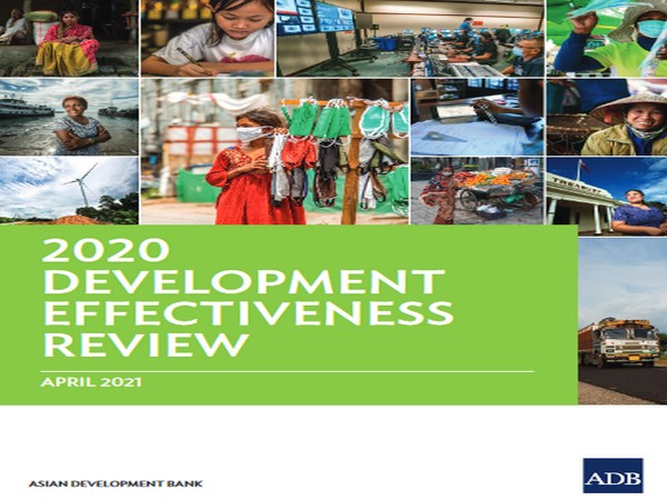 The report outlines ADB's performance according to 7 operational priorities and objectives of Strategy 2030