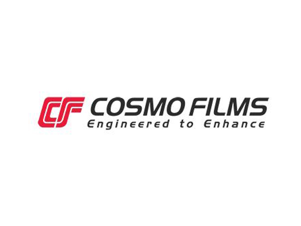 Cosmo Films logo