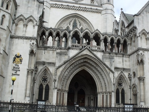 UK High Court (File photo)