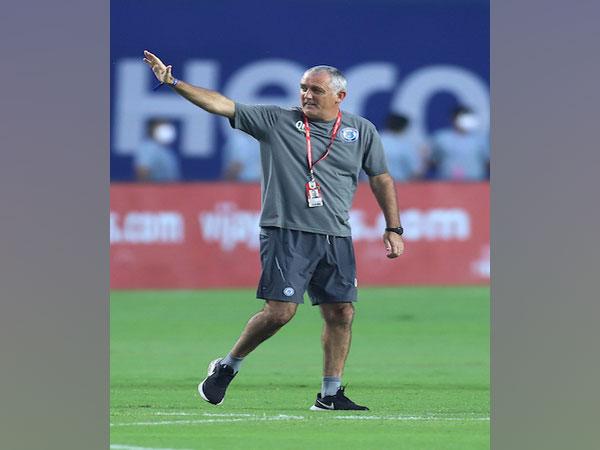 Jamshedpur FC head coach Owen Coyle (Photo/ Sportzpics)