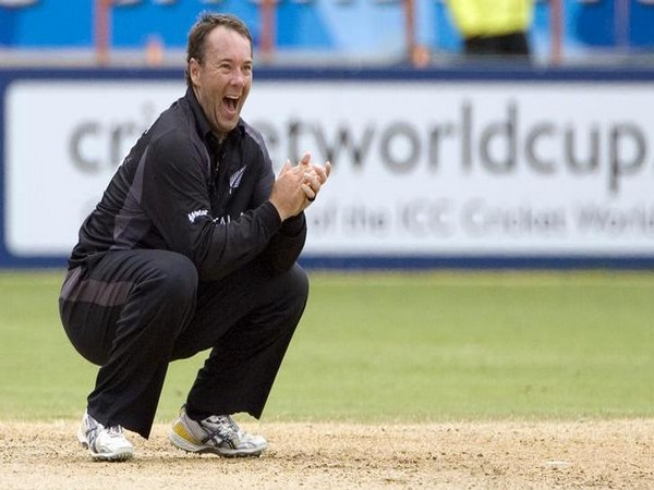 New Zealand batting coach Craig McMillan
