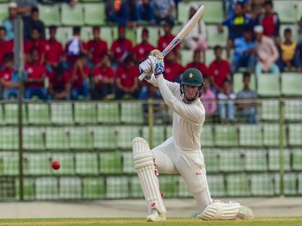 Craig Ervine (Photo/Zimbabwe Cricket Twitter)