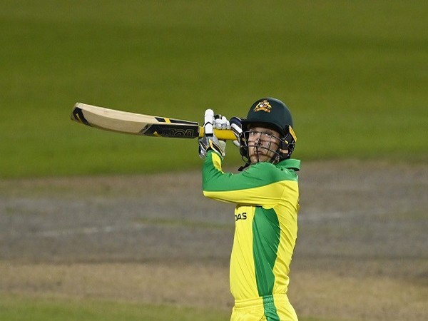 Afghanistan Cricketer Alex Carey