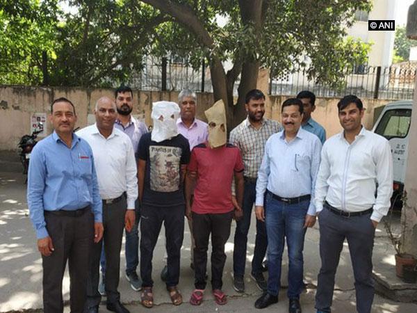 Delhi Police bust interstate gang of ATM burglars. Photo/ANI